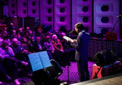 Rotterdam Late Night en Guiding Voices verenigd in International Story Station Rotterdam (ISSR)